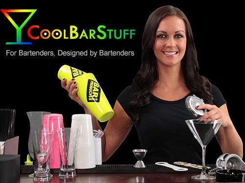 COOLBARSTUFF COM © - Welcome Home Bartenders!